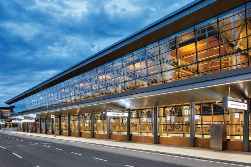 Calgary Airport Terminal 2 | Canada 1